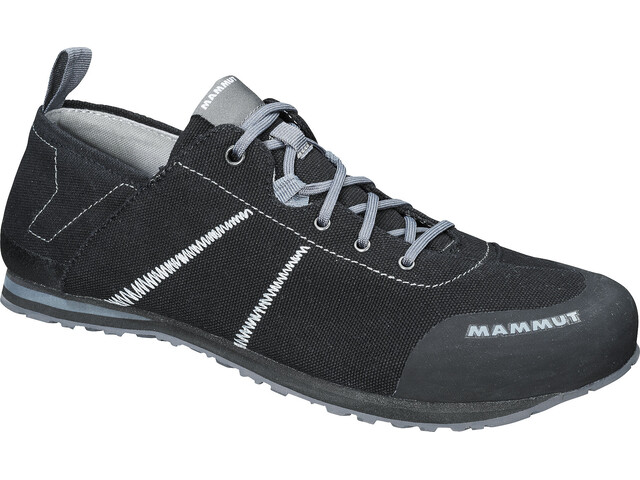 Mammut Sloper Low Canvas Shoes Herr black-grey